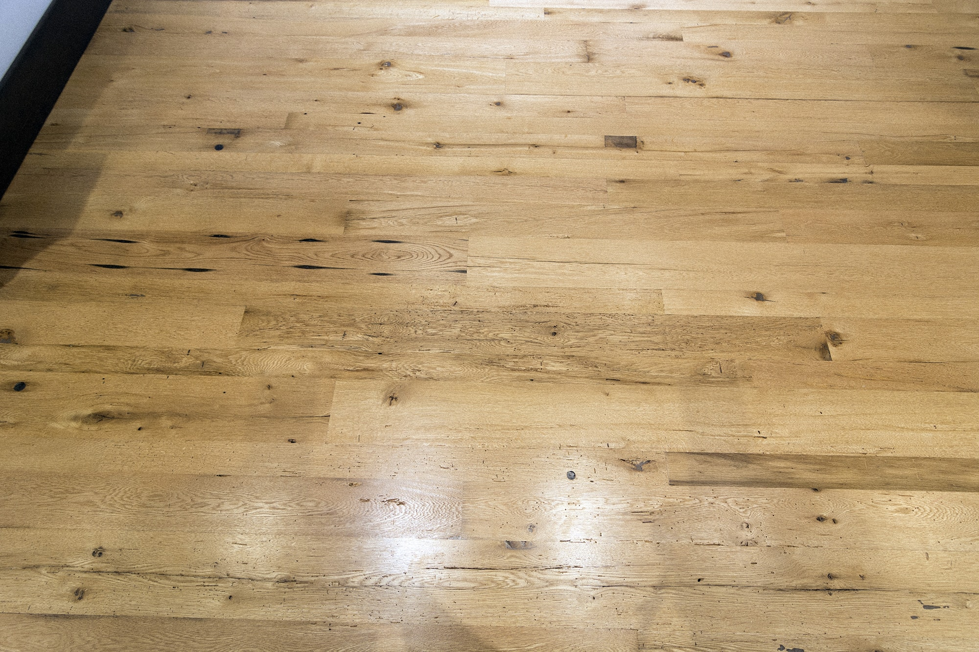 Oak Flooring and Paneling